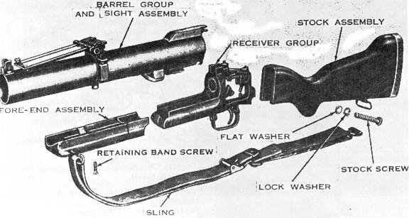 Grenade Launcher Schematic