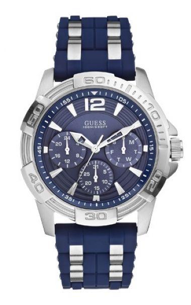 92560G0GSNU2 Relógio Masculino Esportivo Guess 10ATM | Guest Club