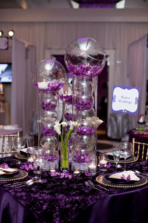 Superbe table de mariage