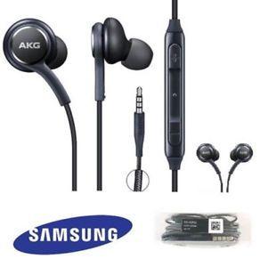 100 Original Akg Headphones Earphones Handsfree For Samsung Galaxy