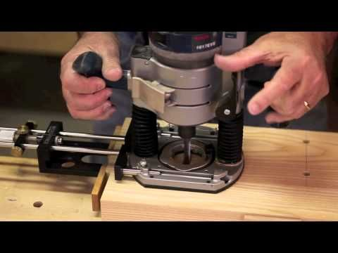 Free Mortise And Tenon Router Jig Plans - WoodWorking