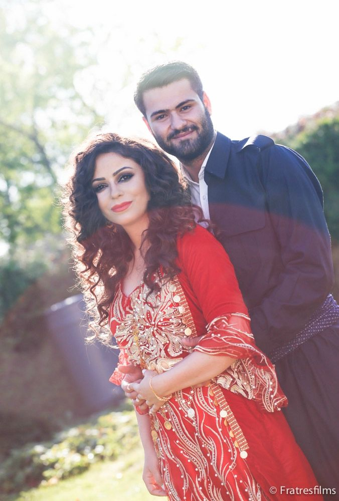 Have a kurdish dress like her but i warn those who want one, the dress is heavy!