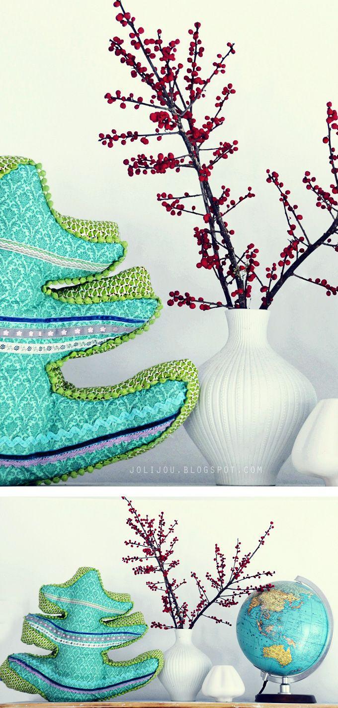 21 besten Christmas Sewing Bilder auf Pinterest | Weihnachten nähen ...