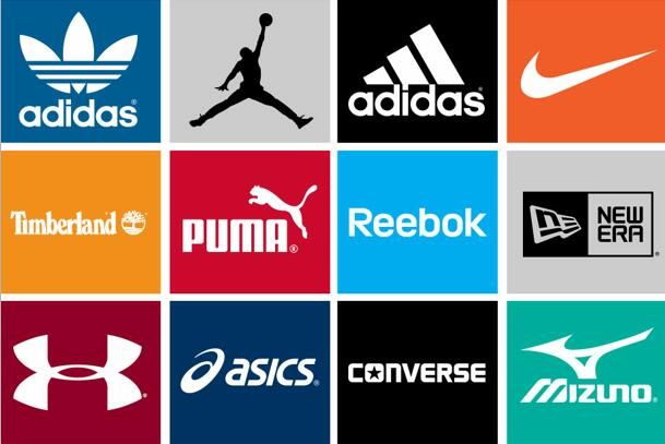 The Best Sport Brands Sports Brand Logos Sports Brands Clothing Brand Logos