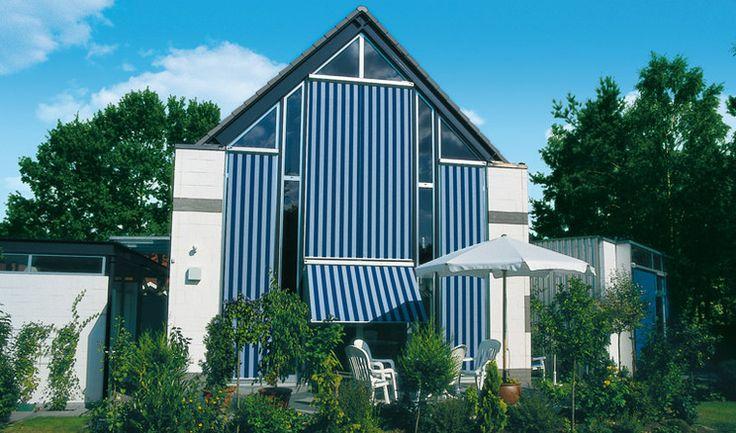 Die Besten 25 Fenstermarkisen Ideen Auf Pinterest Haus