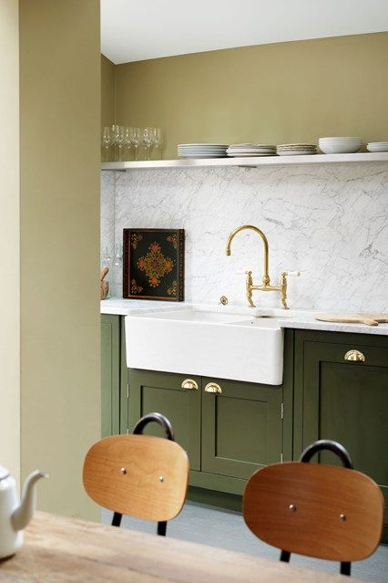 Discover kitchen design ideas on HOUSE - design, food and travel by House & Garden. Antiques dealer and interior designer Adam Bray has used...