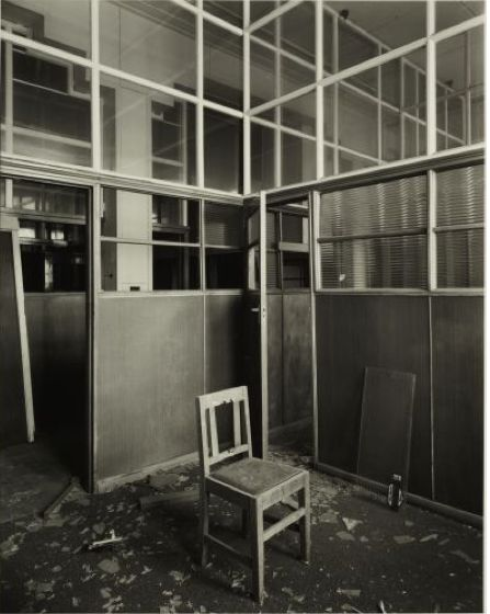Andrew Ross. The Odlins building: office, 1st floor, 24/10/2002 - Collections Online - Museum of New Zealand Te Papa Tongarewa
