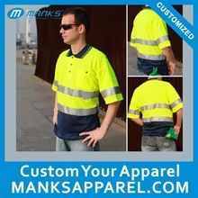 reflective safety polo shirt custom print your artwork  best buy follow this link http://shopingayo.space