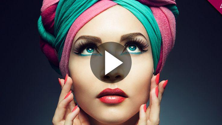 Cómo hacer un turbante DIY (manualidades