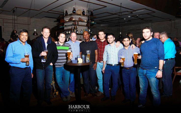 Сегодня в @harbourgrill Вас ожидает очередная жаркая вечеринка! Ну а пока она не началась, можно провести время с друзьями за бокалом пива. И не забываем: Happy Hour с 17:00 до 19:00 у нас каждый день, включая выходные! :) #harbour #restaurant #saturday #weekend #week #end #mood #friends #party #beer #drink