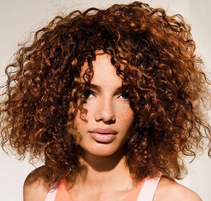 Capelli ricci Curly hair