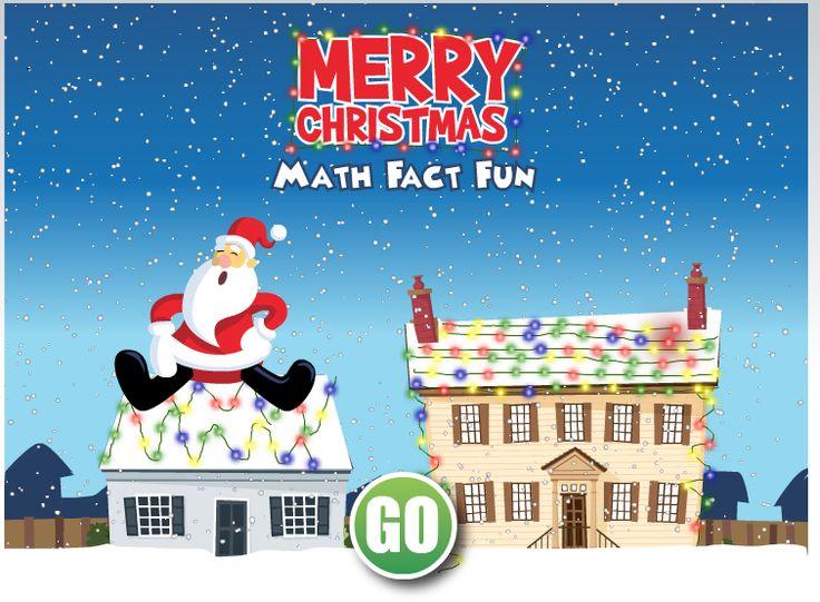 Calcul mental de Noël - La classe de Mme Figaro