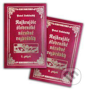 Výber najkrajších slovenských národných rozprávok a povestí. Baladeková väzba dokonale nahrádza pravú kožu, na obale sa nachádza zlatorazba. (Kniha dostupná na Martinus.sk so zľavou, bežná cena 18,90 €)