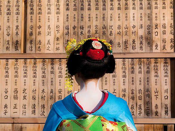 Farin Urlaub, Maiko (Kyoto), 2009 / 2010 © ch.lumas.com/?L=1&cHash=c164444e3dfa5fd6d5b396da65e5721f #Lumas