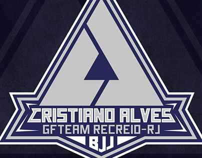 """Check out new work on my @Behance portfolio: """"Cristiano Alves BJJ - Logotype"""" http://be.net/gallery/35997123/Cristiano-Alves-BJJ-Logotype"""