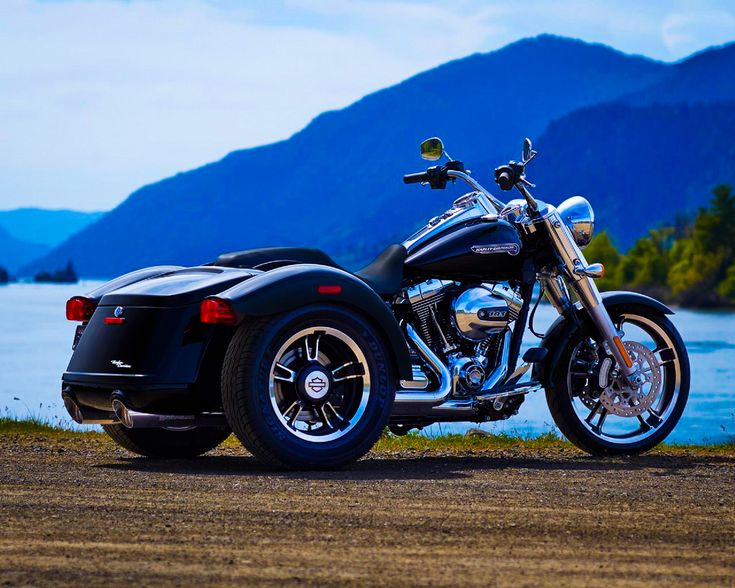 2016 Harley-Davidson FLRT Freewheeler.    http://harley-davidson.com/en_US/Motorcycles/freewheeler.html