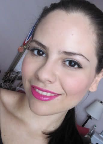 Two great cheap items for True Winter Skintones; Elf Fuchsia Fusion Blush and Milani Rose Hip Lipstick
