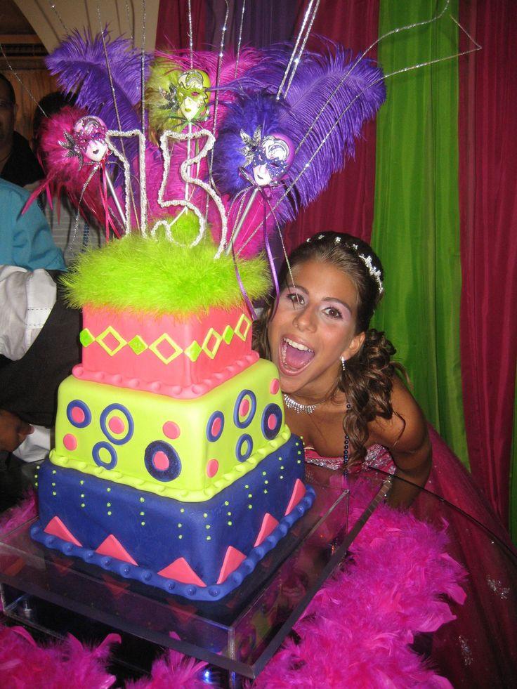 Carnaval cake ¡