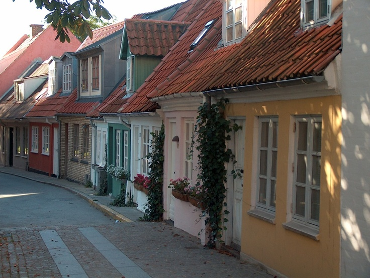 Aalborg, Denmark. My grandpa spent some time in this city in 1947.