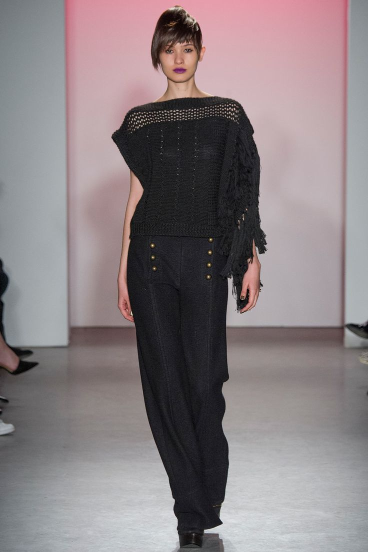 Nanette Lepore Fall 2015 Ready-to-Wear - Collection - Gallery - Style.com