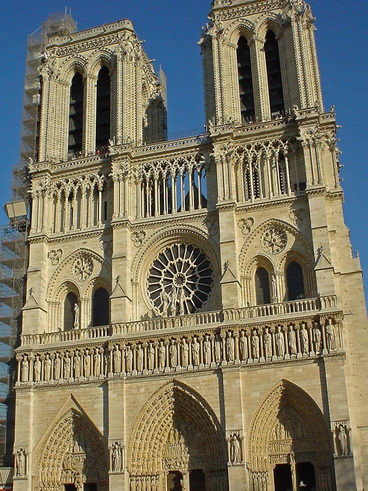 visite de la cathédrale Notre Dame de Paris. http://visite-guidee-paris.fr