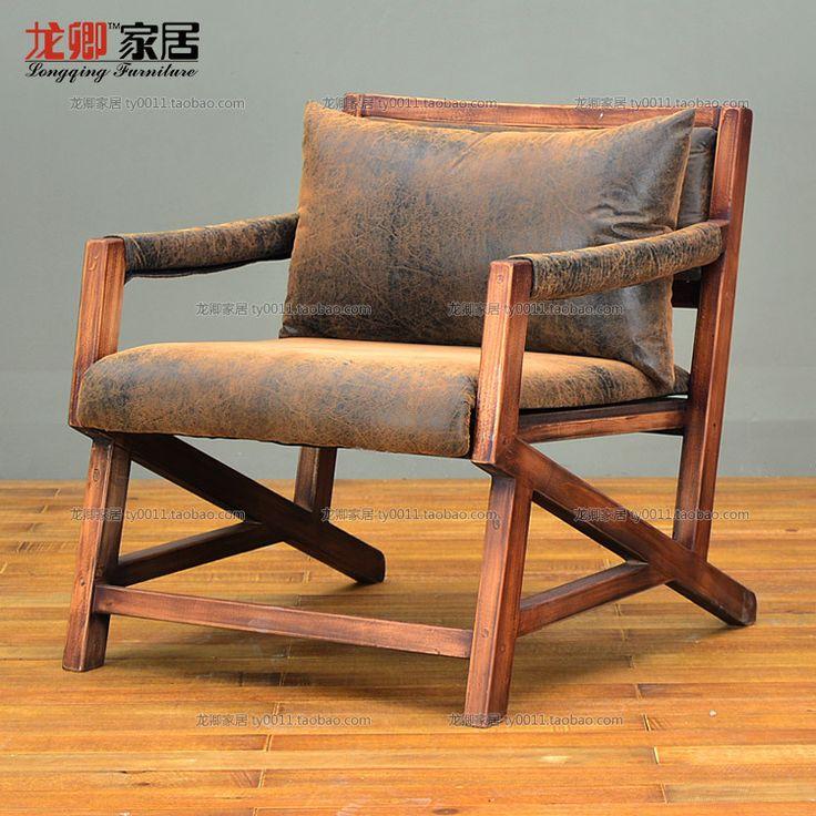 Купить товарРетро , чтобы сделать старый дерево поручни шезлонг минималистский ткань кожа кресло стул кофе стул в категории Гостиничные диванына AliExpress.           Лофт американской стране, чтобы сделать старый ретро мебель, кованого железа бар стулья твердая древесина обед