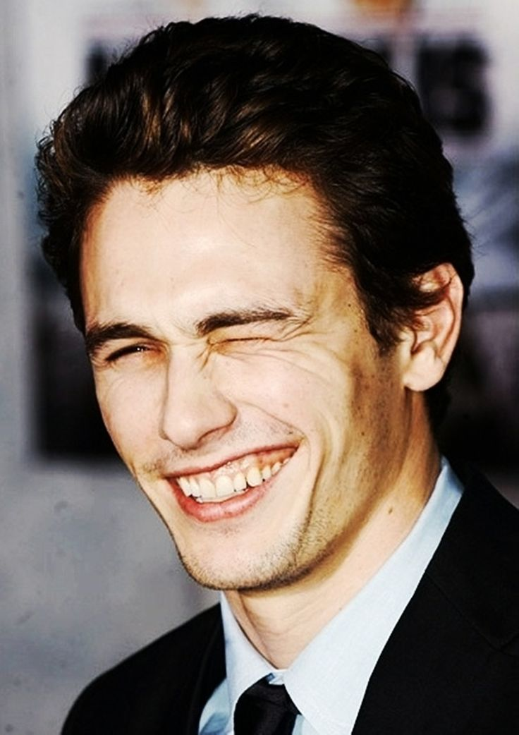 James Franco, holy moly I am fangirling over him winking!!!