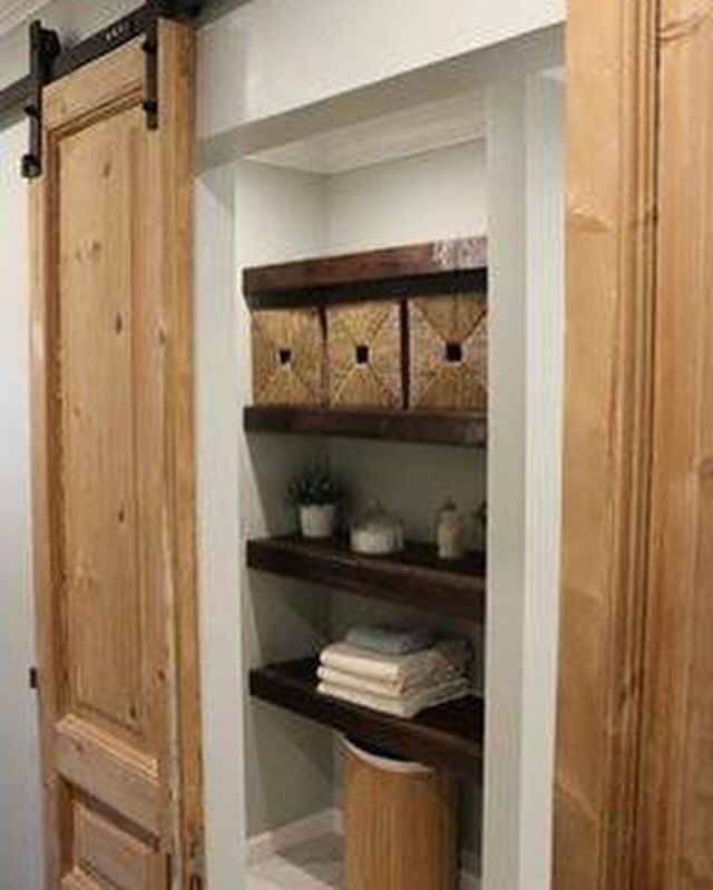 Our antique french doors hung barn door style great for French style doors
