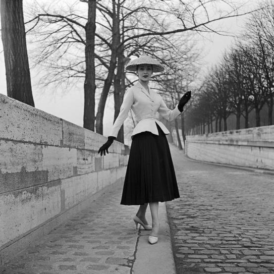 Dior New Look + Monet at the NGV
