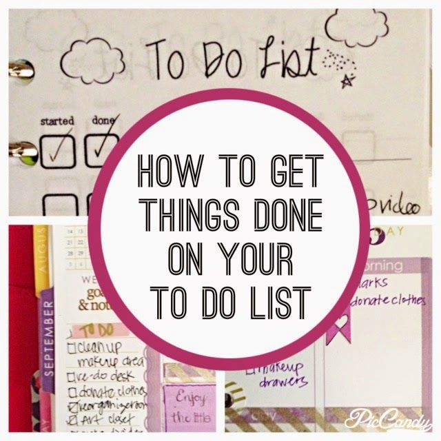 How to Master Your To-Do List & Plan Effectively