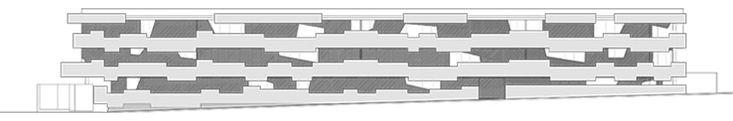 bailo + rull: 18 VPO social housing project