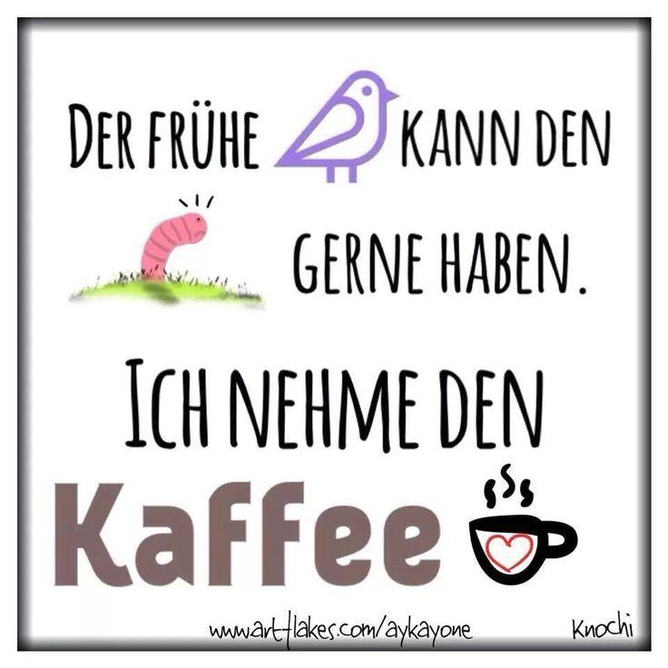 ✄_der erste Kaffee ..!