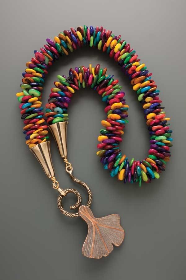 Fiesta Necklace Book Kit Kumihimo Amp Beading Pinterest