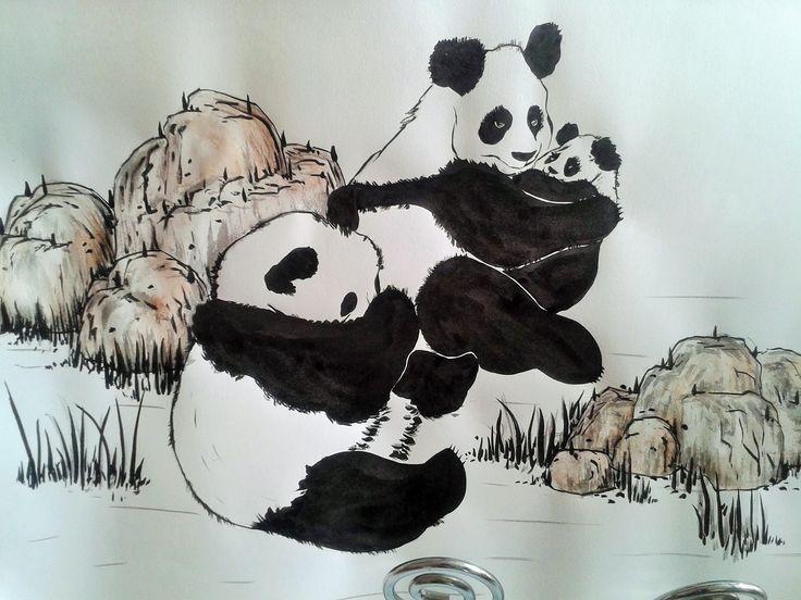 """Panda Family"""
