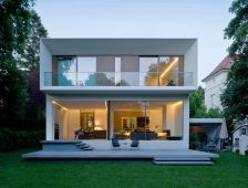Stadtvilla modern mit anbau  13 besten Idee Anbau Garage Bilder auf Pinterest | Moderne häuser ...