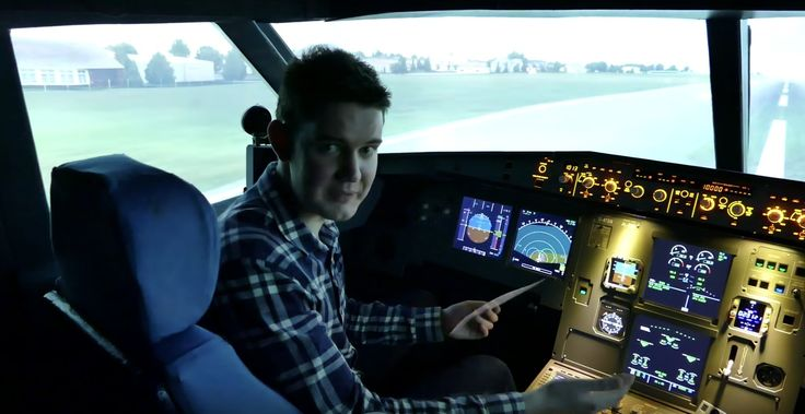 As a Private Pilot flying General Aviation, I try and fly the Alphatech Airbus A320 simulator with no training help apart from information given to me via a Facebook livestream! I do some general handling to test the envelope protection and systems such as Alpha Floor, then head back to Blackpool for an ILS Approach to land!