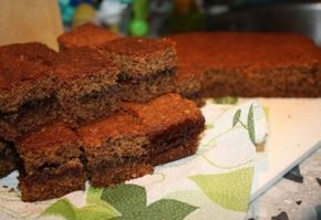Cukkinis sütemény