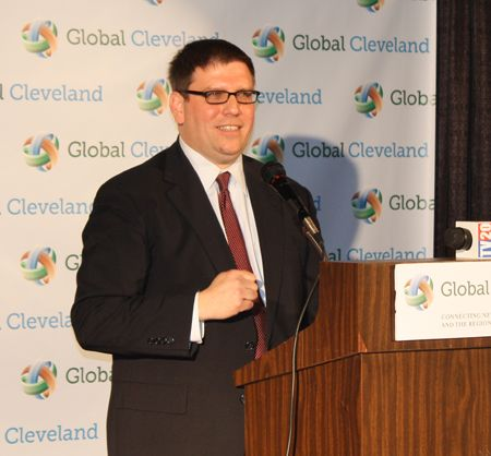"""Cleveland City Councilman seeing dollar signs for city: """"USS Refugee ship is coming to port. Get on."""""""