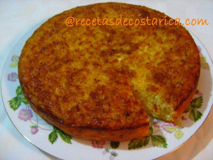 Cocina Costarricense: pan de yuca (salado)