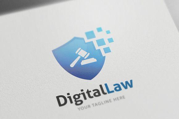 Digital Law firm - Logos - 1