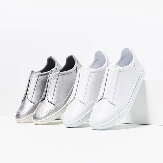 ZARA的图片 4 名称彈性運動鞋