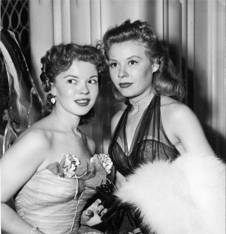 Shirley Temple & Vera Ellen