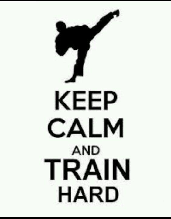 Taekwondo!