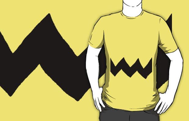 Charlie Brown Costume T-Shirt Get yours here: http://tshirtonomy.com/go/charlie-brown