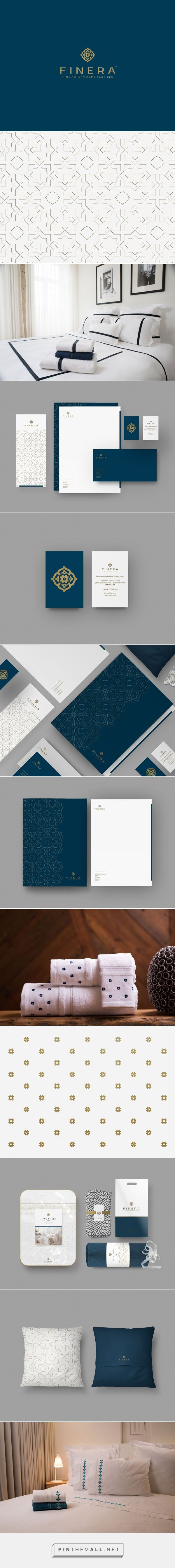 Finera Home Textile Branding by Bullseye  | Fivestar Branding Agency – Design and Branding Agency & Curated Inspiration Gallery