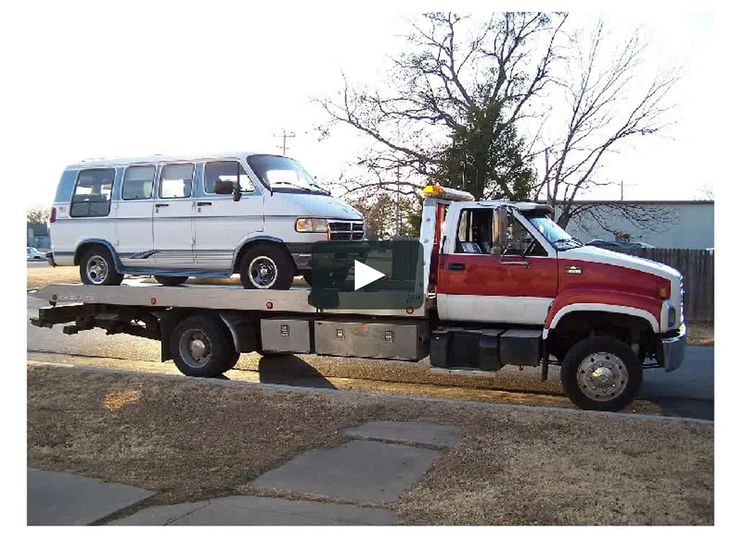 99 we tow it scrap car tow truck towing company