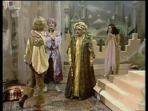 Pohádka o ebenovém koni (1978)