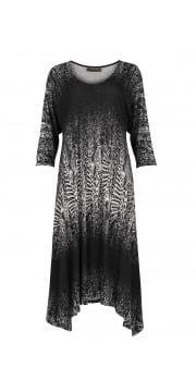 Yiannis Karitsiotis Printed Asymmetric Dress