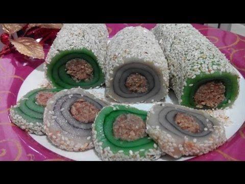 Resep dan Cara Membuat Mochi Gulung Isi Kacang