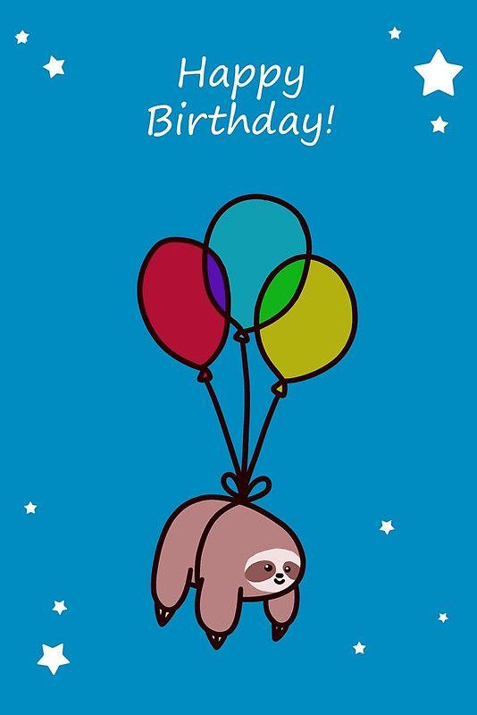Happy Birthday Balloon...